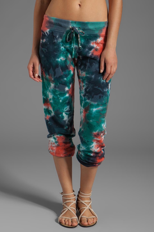291 Baggy Pant in Multi Tie Dye