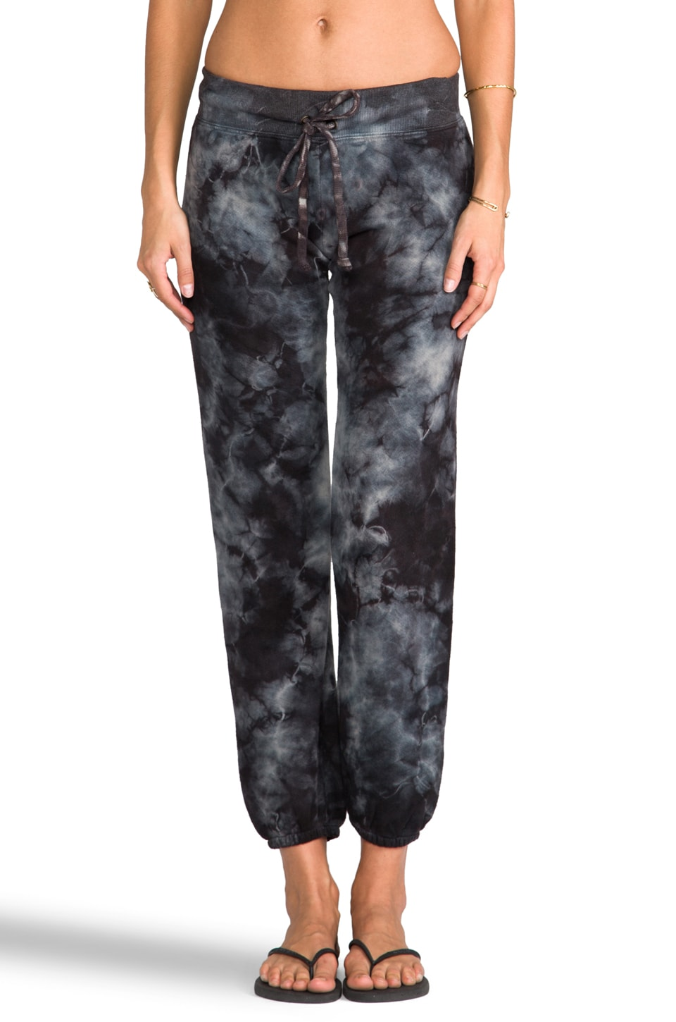 291 Tie Dye Baggy Sweatpant in Haze
