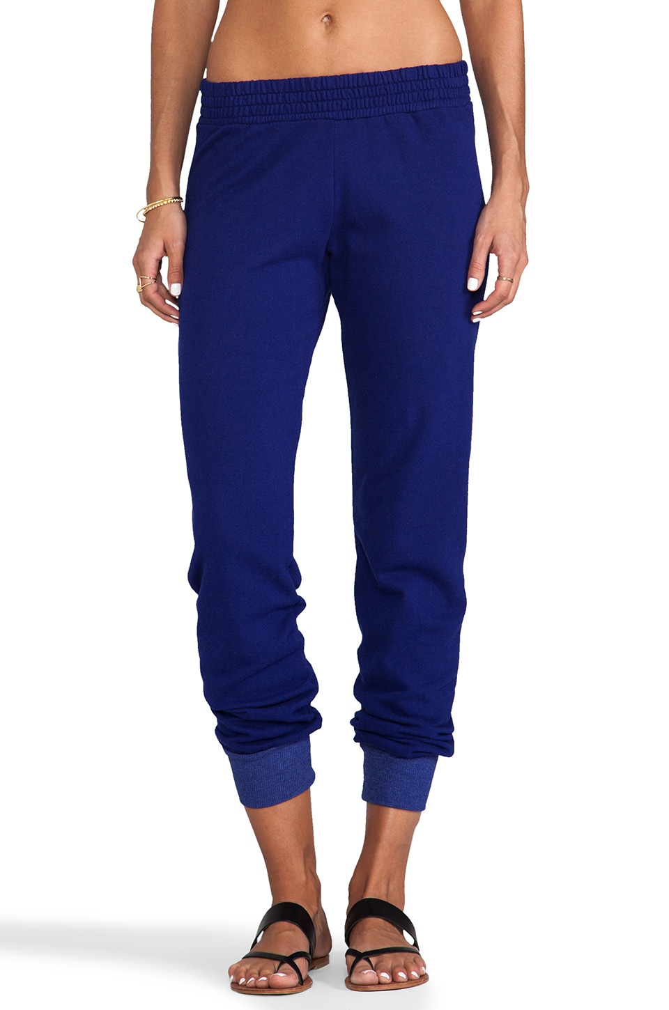 291 Slim Track Pant in Indigo