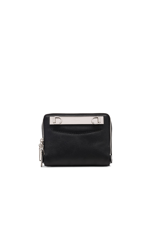 3.1 phillip lim Ray Triangle Crossbody Bag in Black