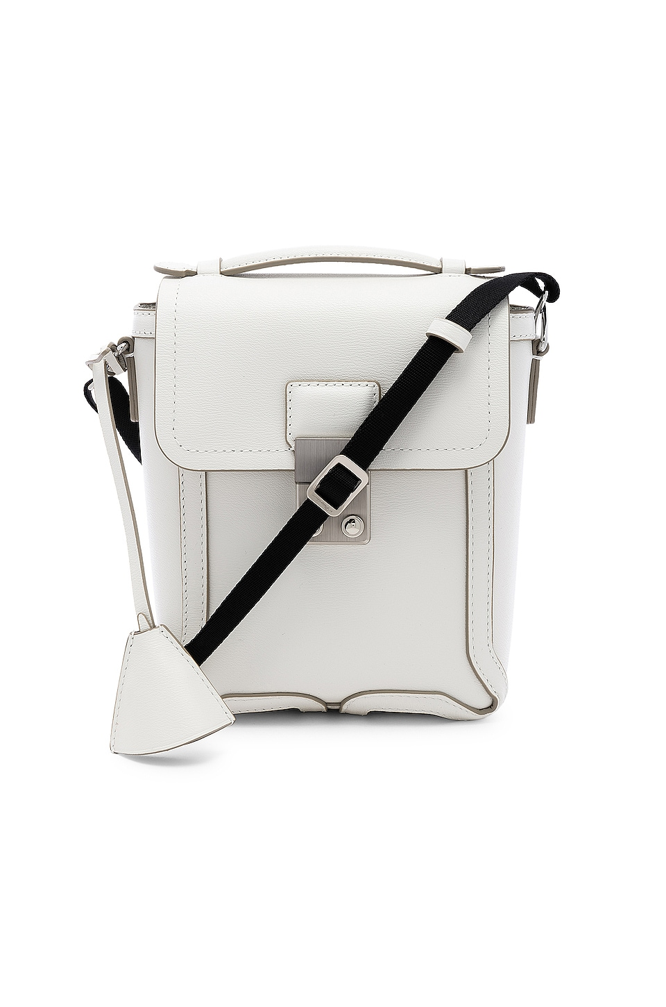 3.1 phillip lim Pashli Camera Bag in Antique White