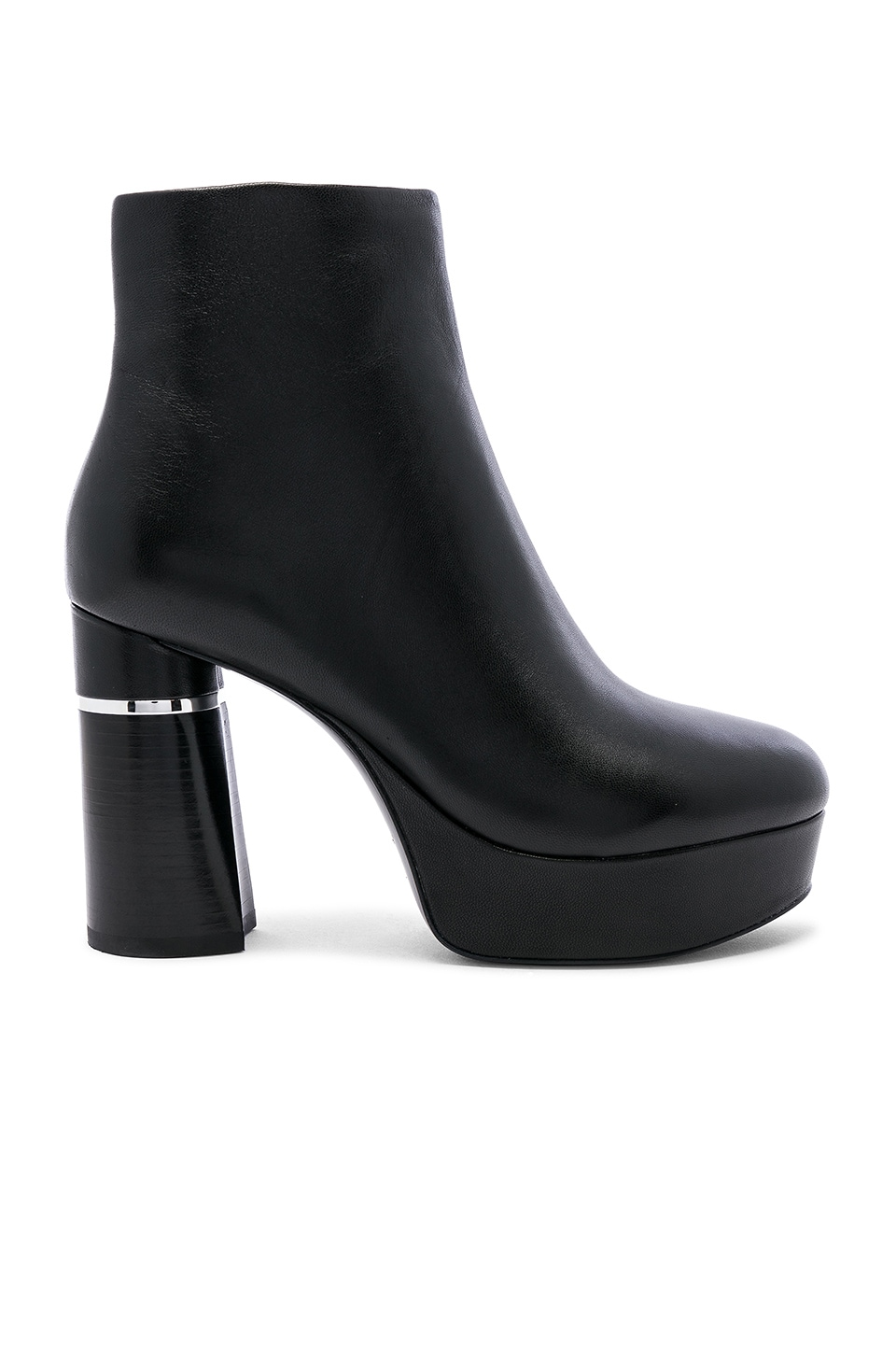 3.1 phillip lim Ziggy Platform Boot in Black