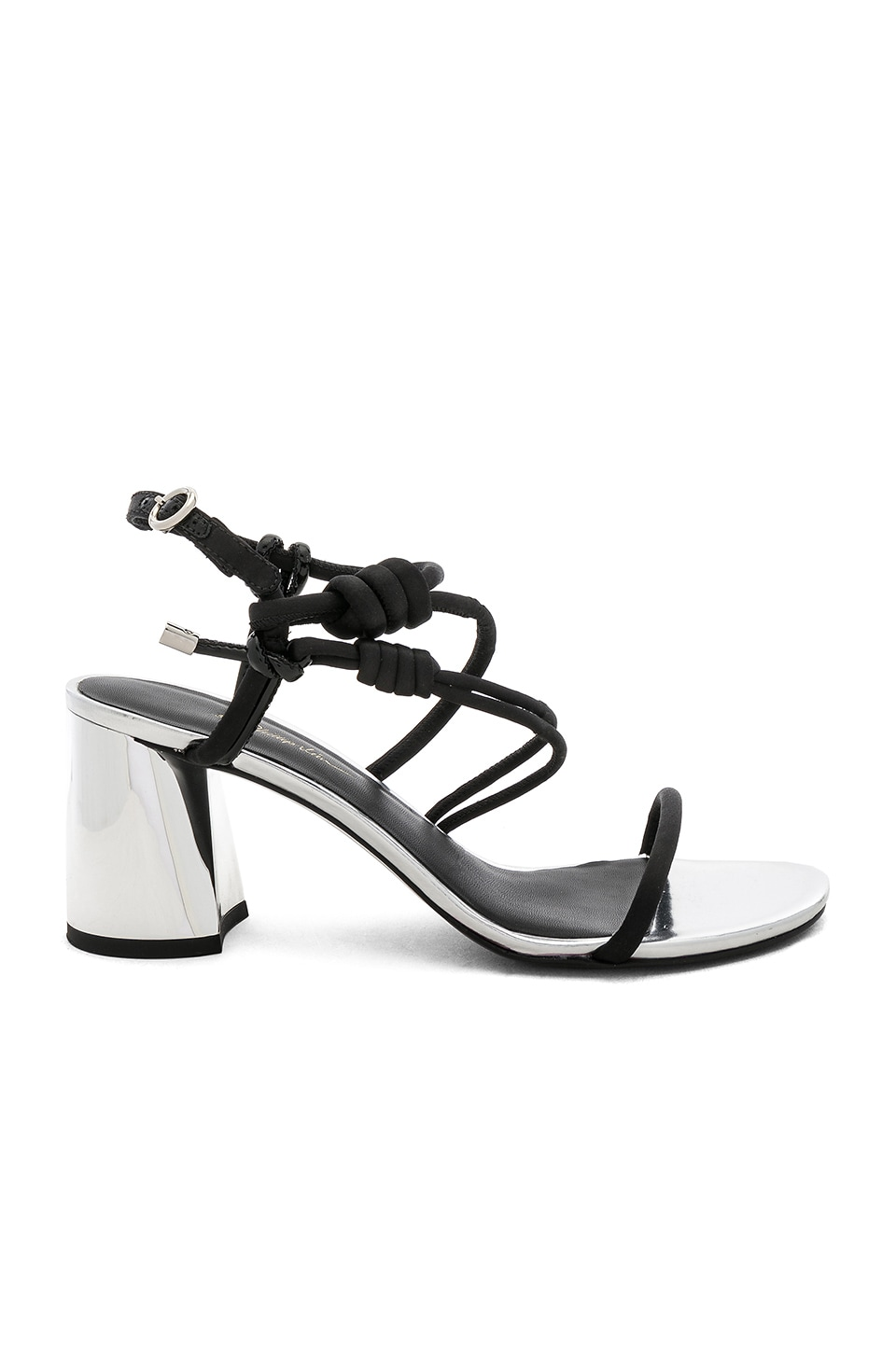Drum Strappy Sandal