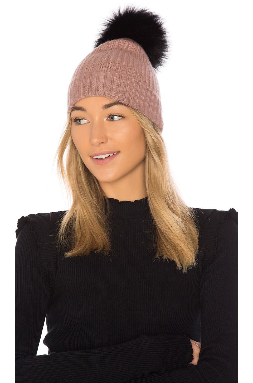 Lulu Pom Beanie