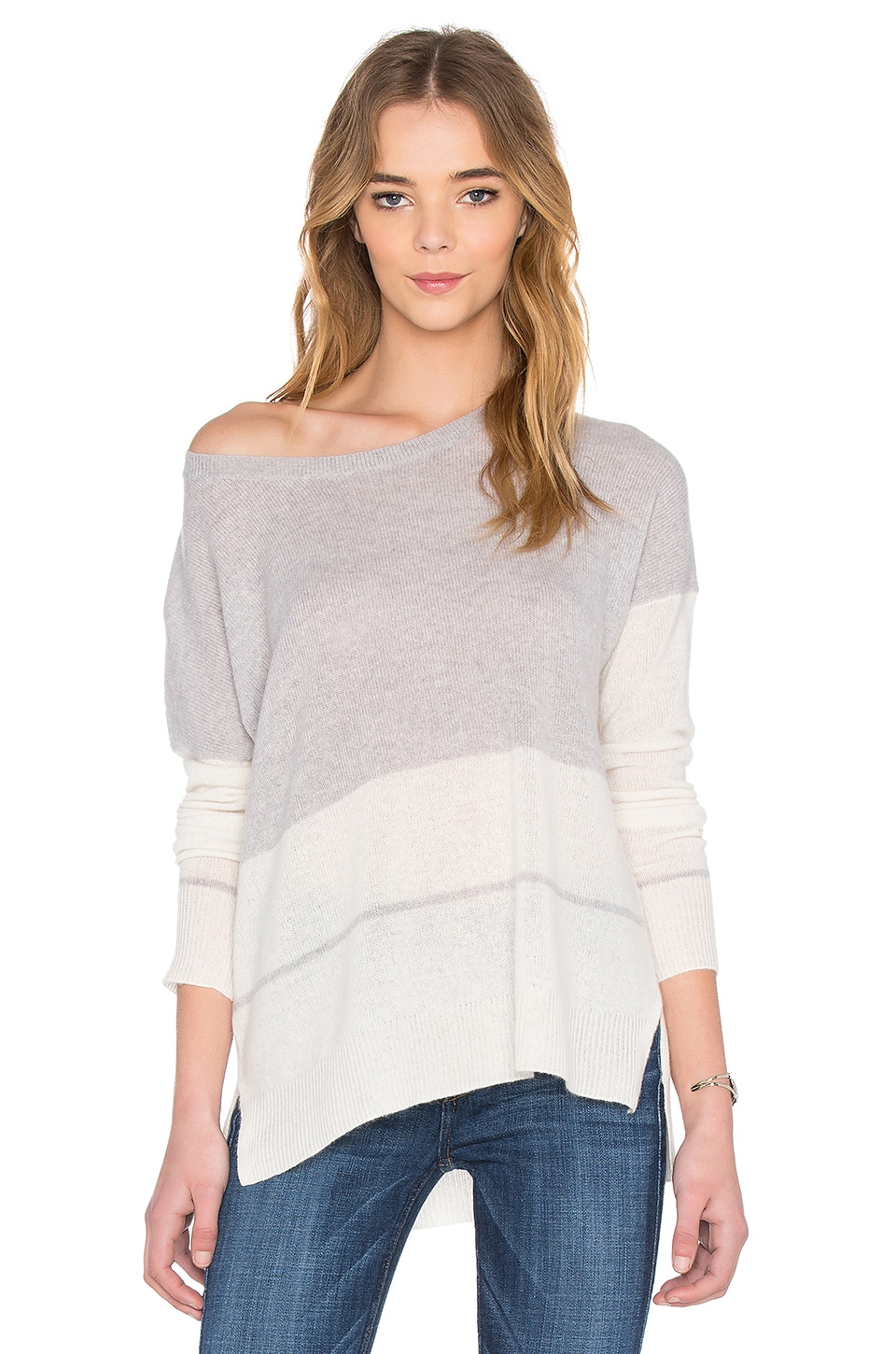 Reilly Stripe Sweater