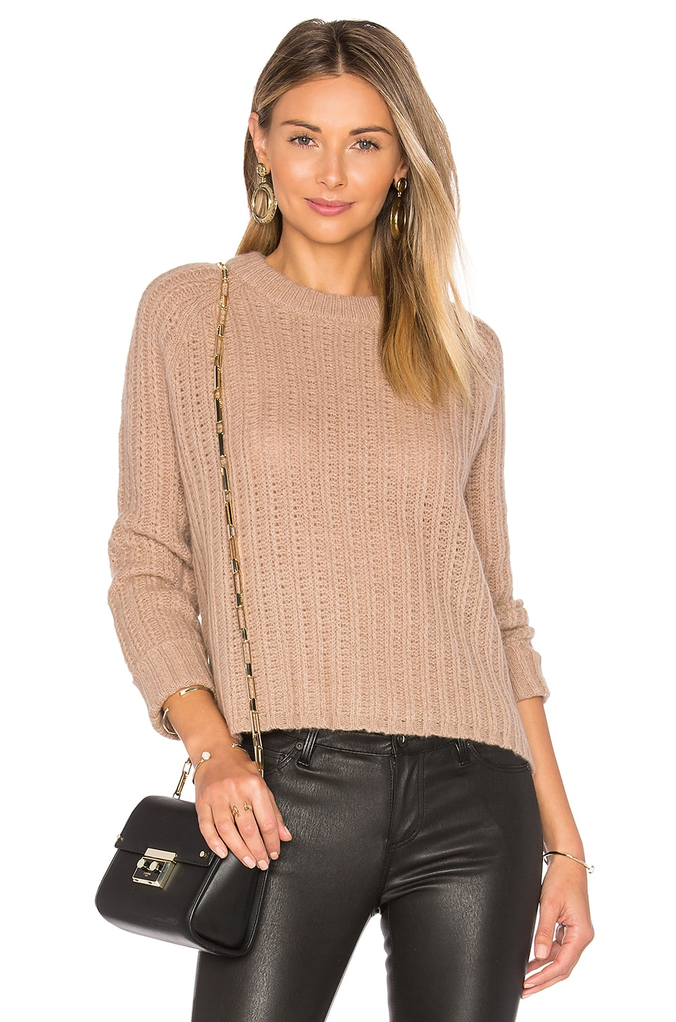 360 Sweater Inka Sweater in Faune