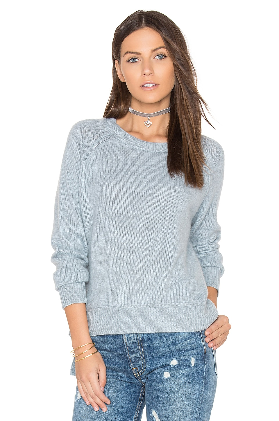Hartley Sweater by 360Cashmere