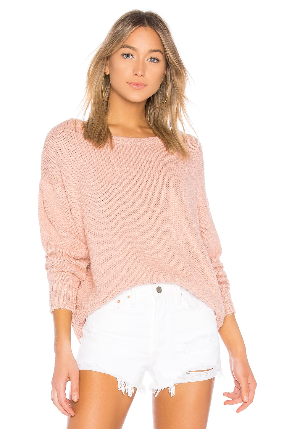 Rosy Sweater
