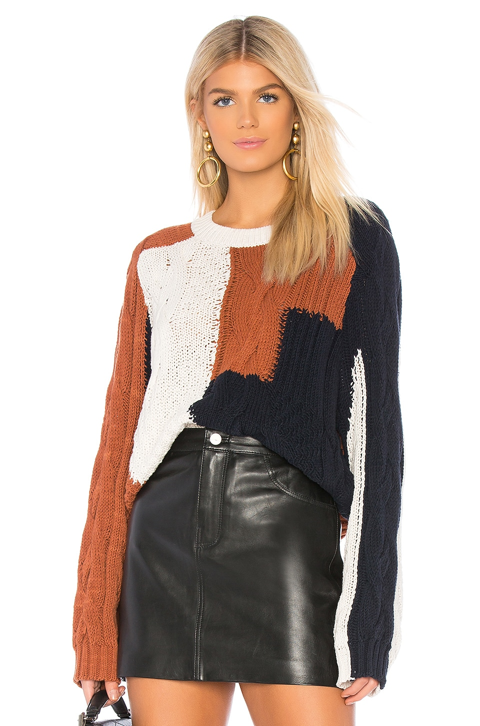 360CASHMERE MARIE SWEATER