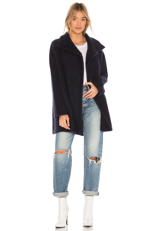 Trinity Wool Coat