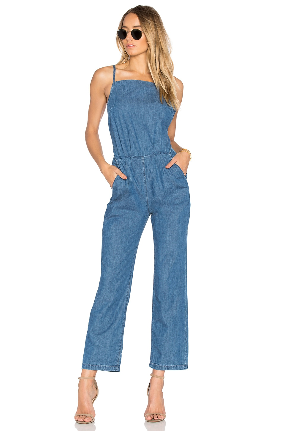 3x1 Twist Jumpsuit in Florence
