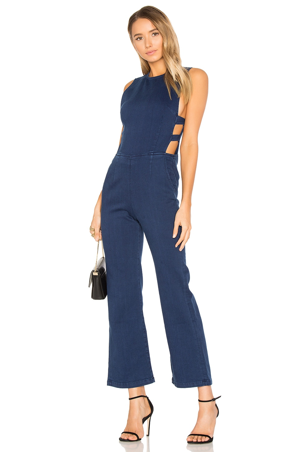 3x1 Tabby Jumpsuit in Rydell