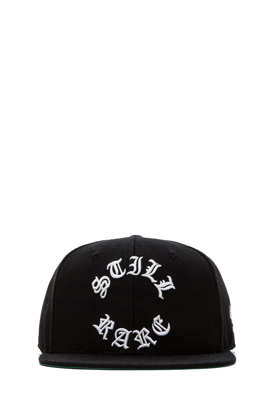40 OZ NY Still Rare Snapback in Black