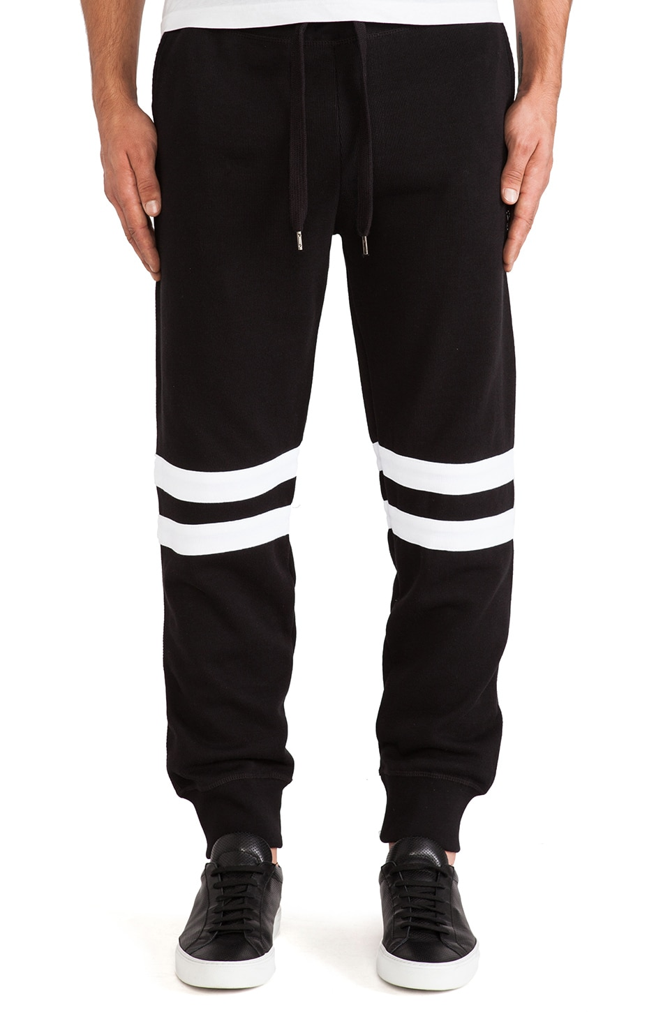 40 OZ NY Sweatpant in Black