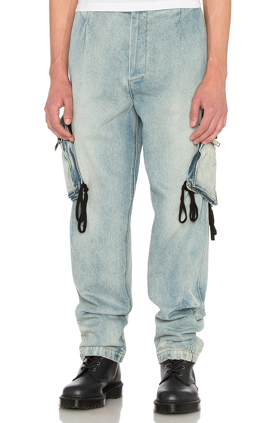 Denim Cargo Pant by 424