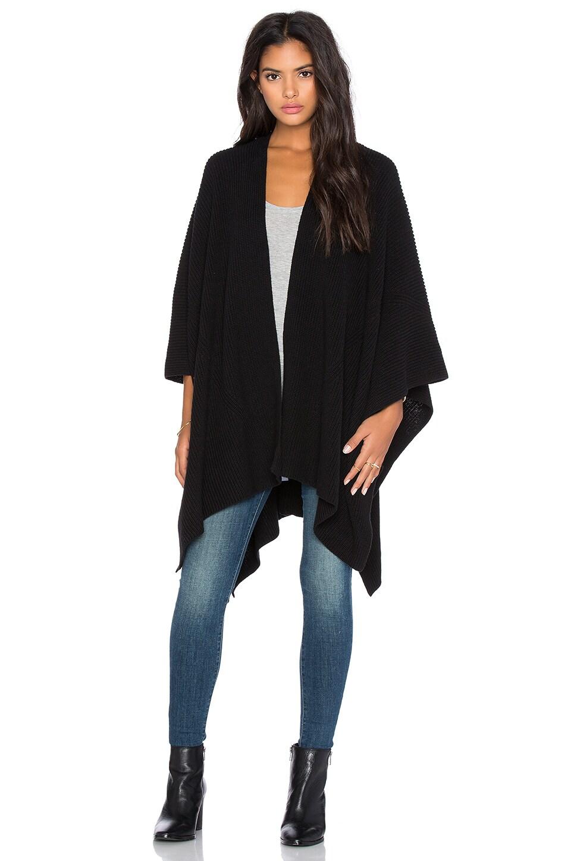 525 america Blanket Wrap in Black