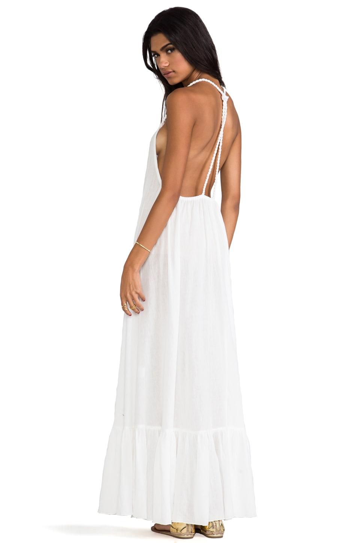 6 SHORE ROAD Mermaid Maxi Dress in Moonlight