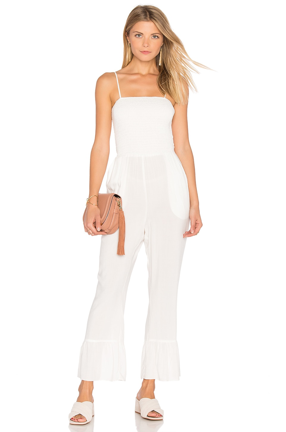 Seashell Jumpsuit by 6 SHORE ROAD