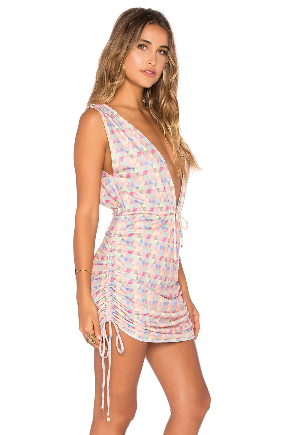 Travelers Cover Up Dress by 6 SHORE ROAD
