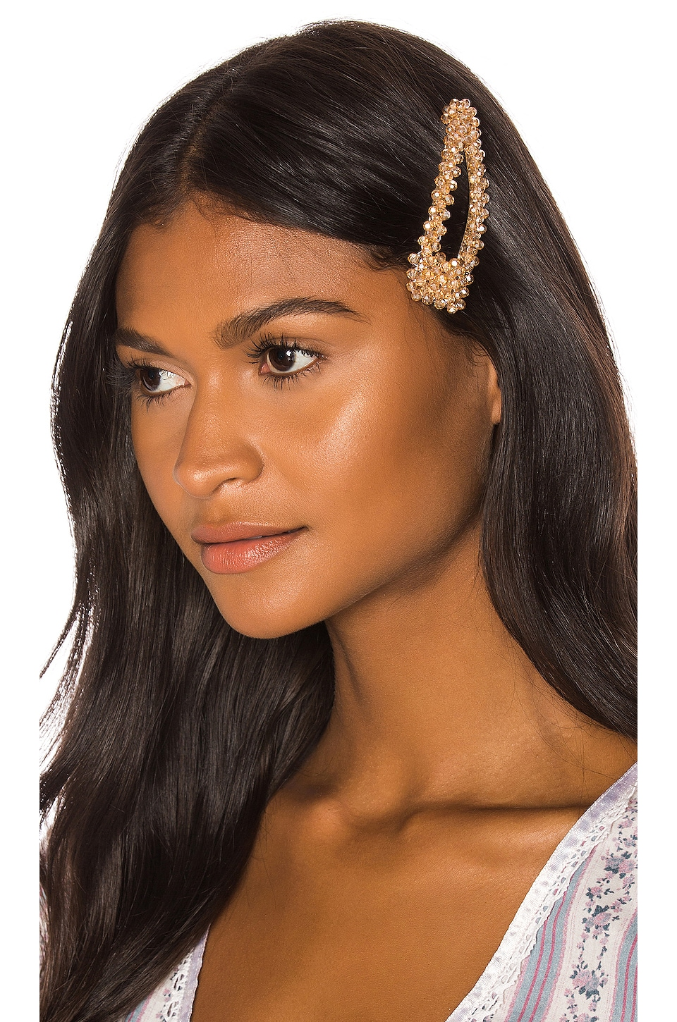 8 Other Reasons No Tan Lines Clip in Clear Brown
