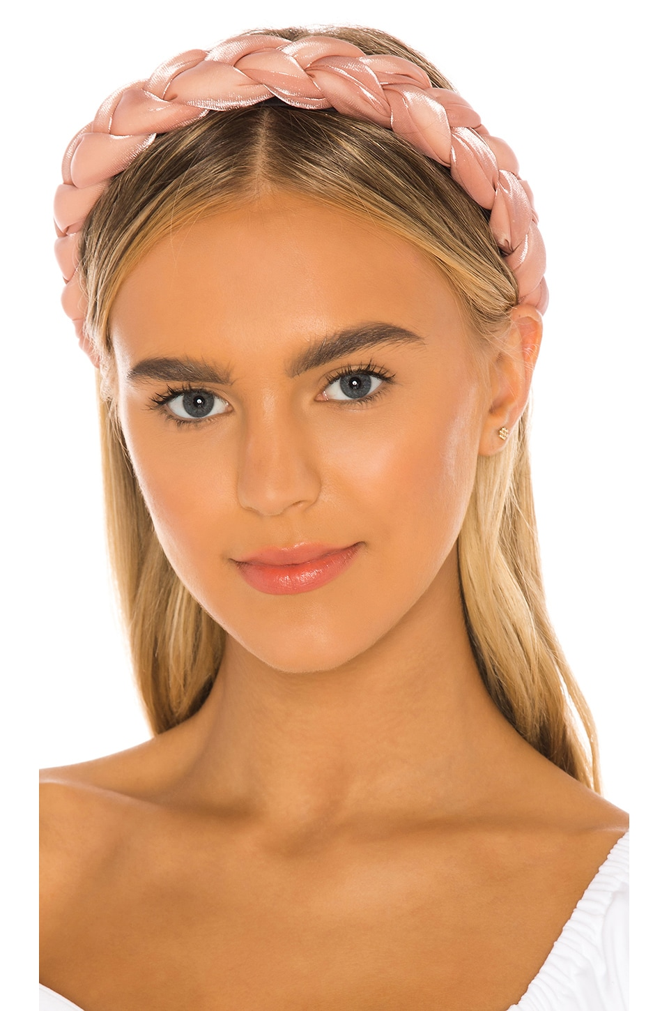 8 Other Reasons Twist Headband in Pink