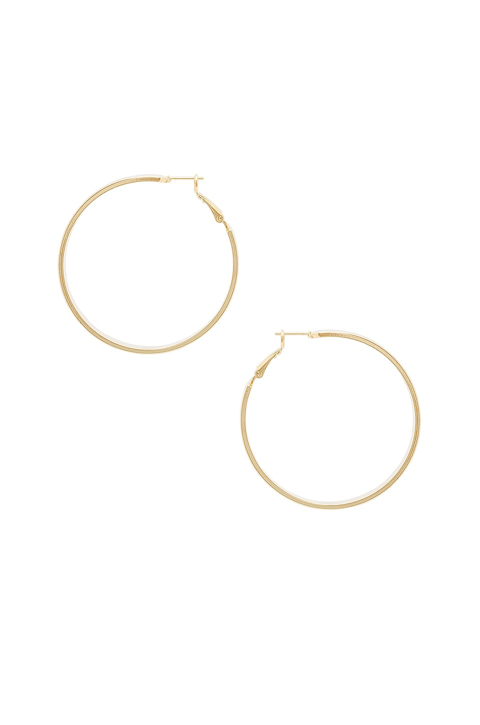 8 Other Reasons Conquer Earrings in Gold
