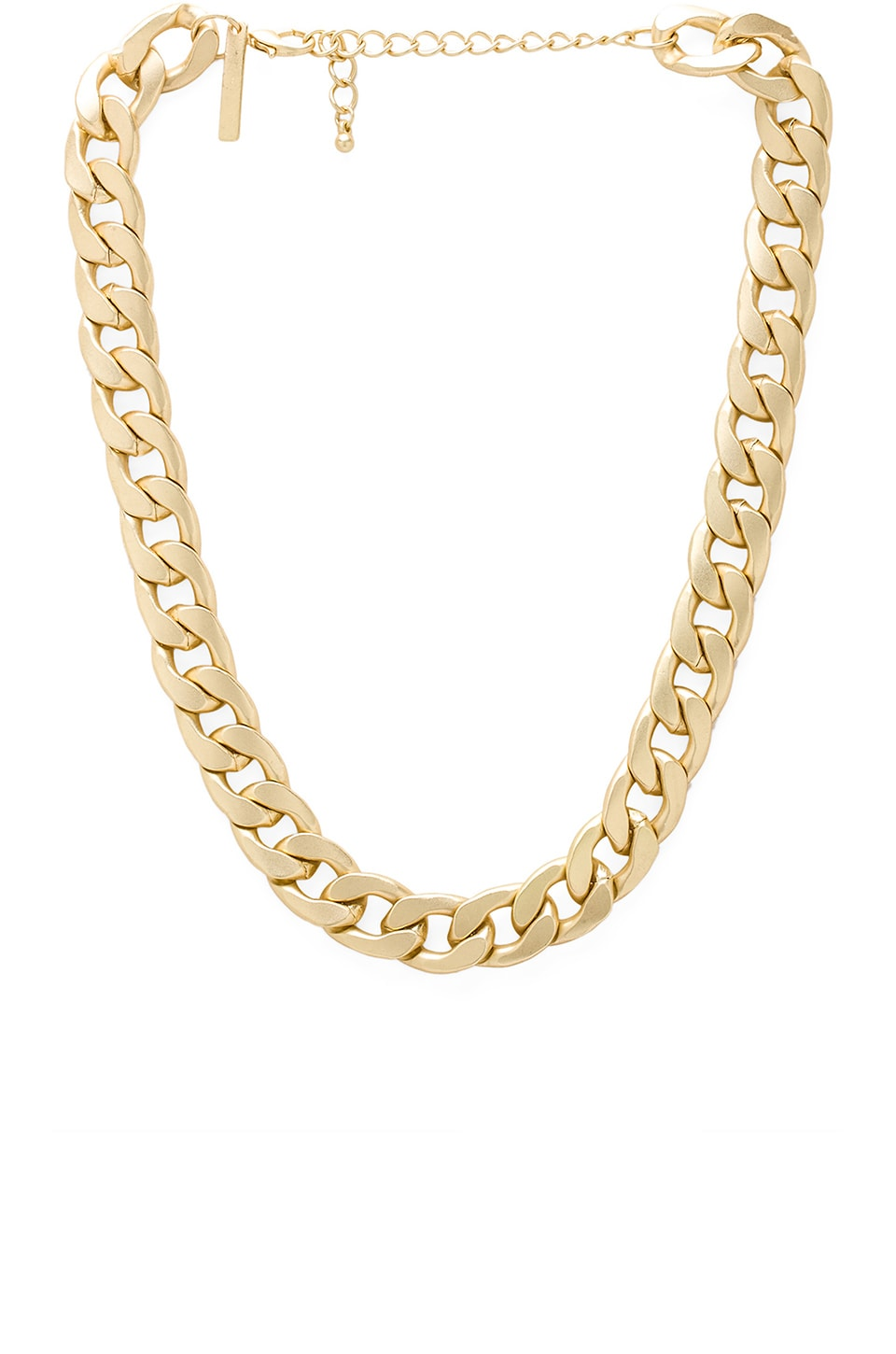 8 Other Reasons Undefeated Necklace en Gold