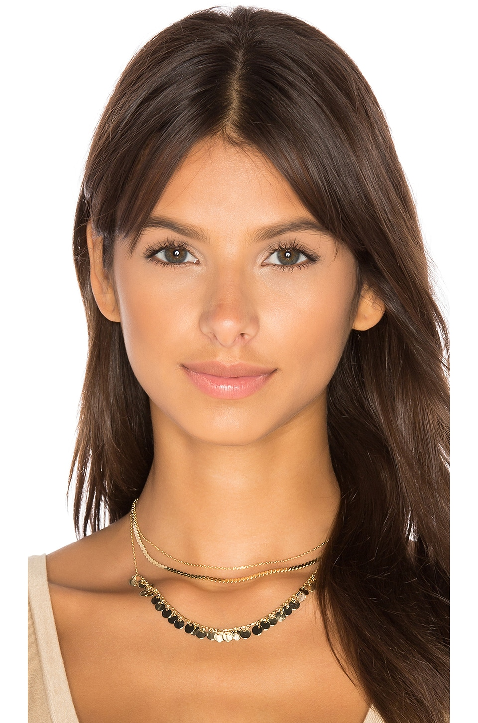 8 Other Reasons Athena Choker in Gold