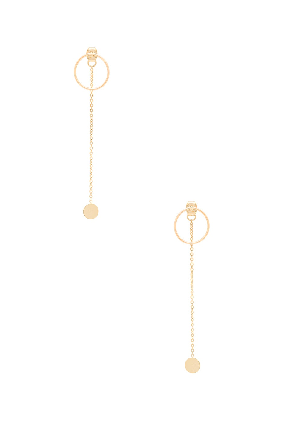 8 Other Reasons Athena Earrings in Gold
