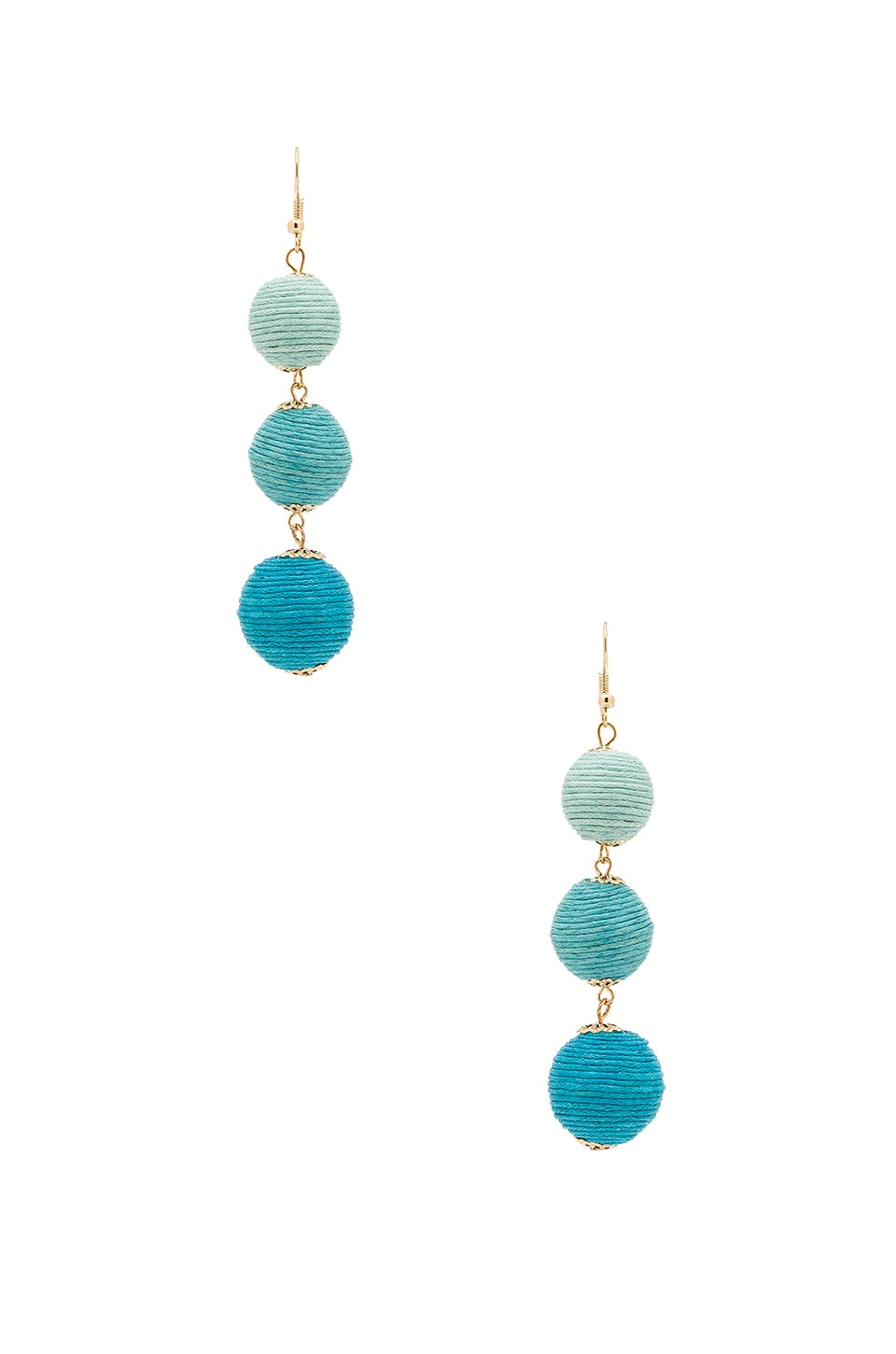 8 Other Reasons Amore Earring in Blue