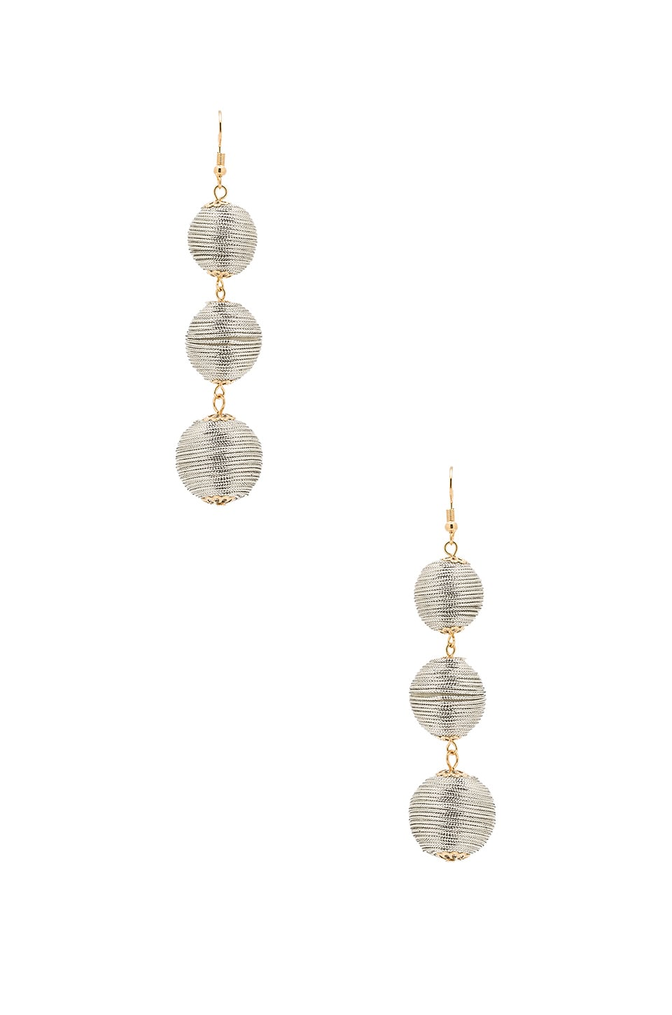 8 Other Reasons Amore Earring in Silver