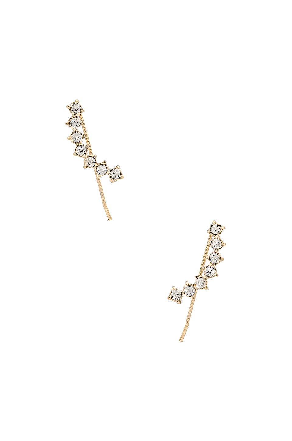 8 Other Reasons Omen Ear Cuff in Gold