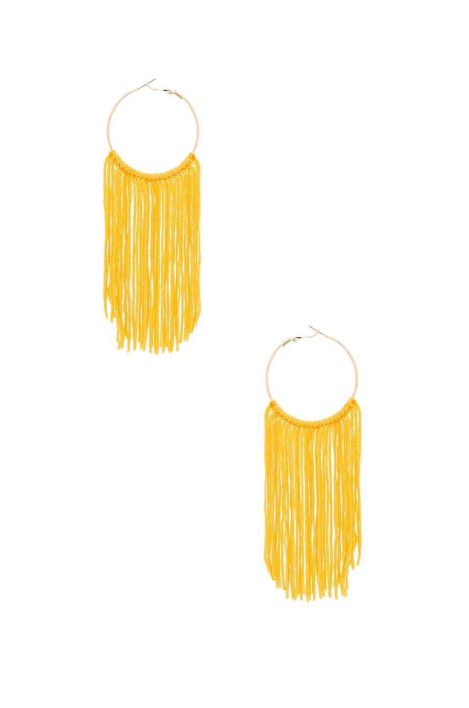 8 Other Reasons Georgia Earring in Yellow