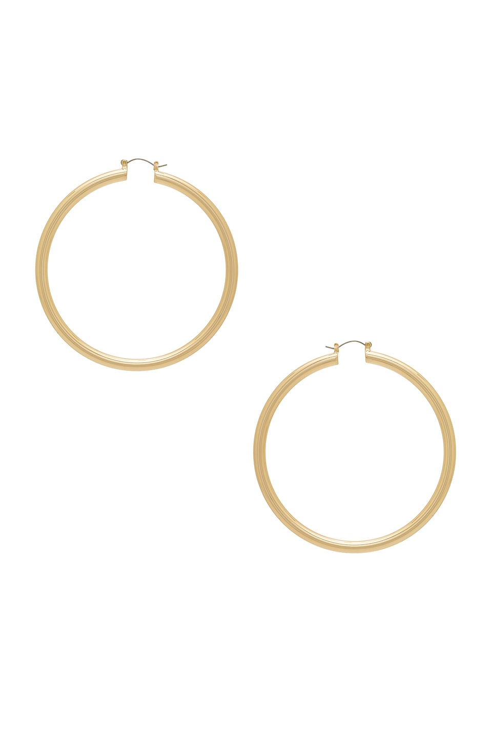 8 Other Reasons Infinity Hoop in Gold