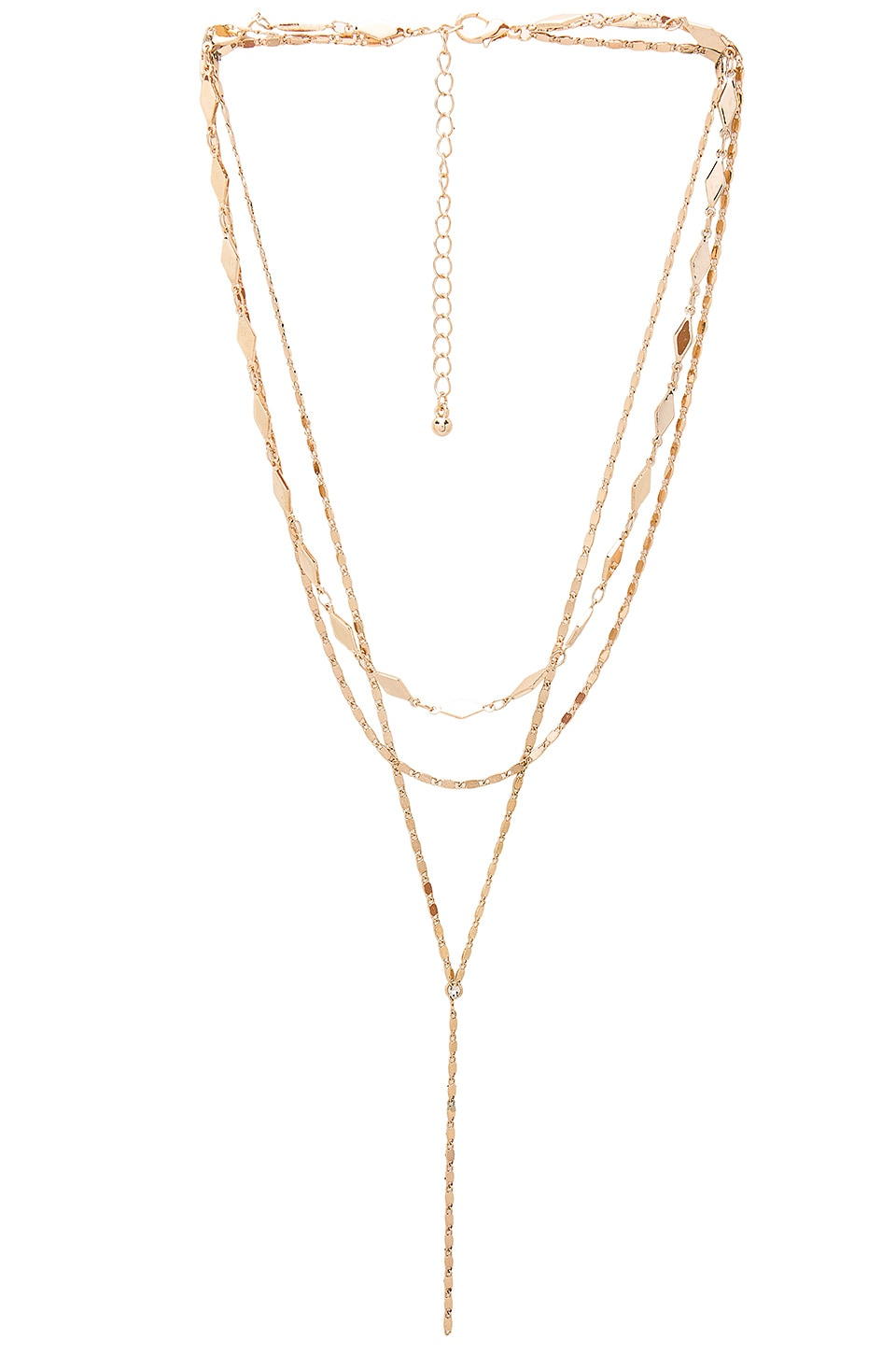 8 Other Reasons Bel Lariat in Gold