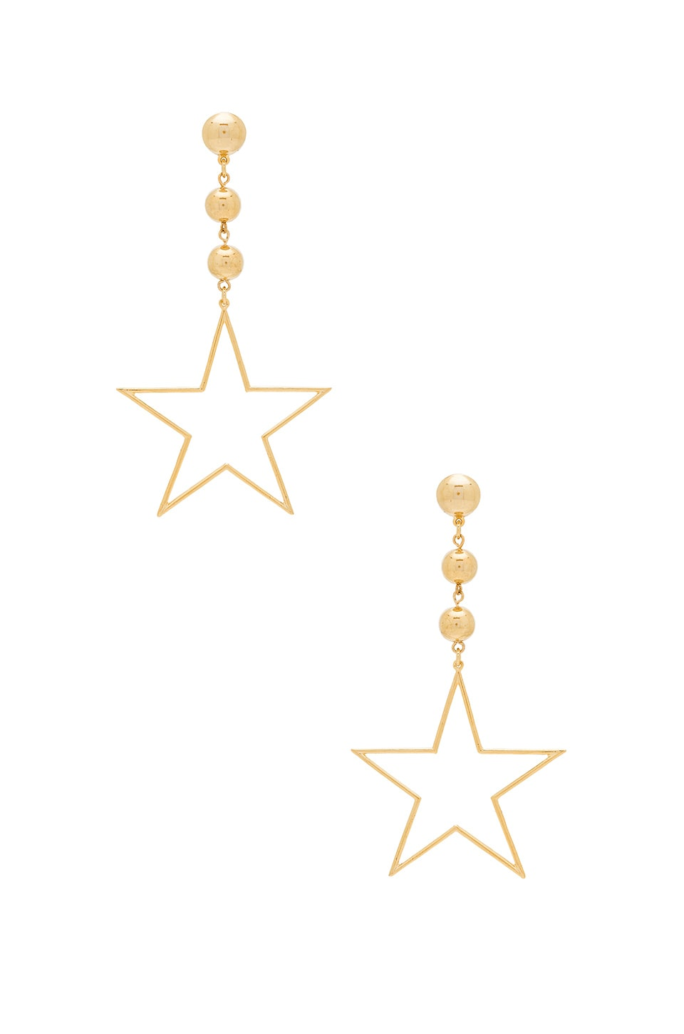 8 Other Reasons Lana Earring in Gold