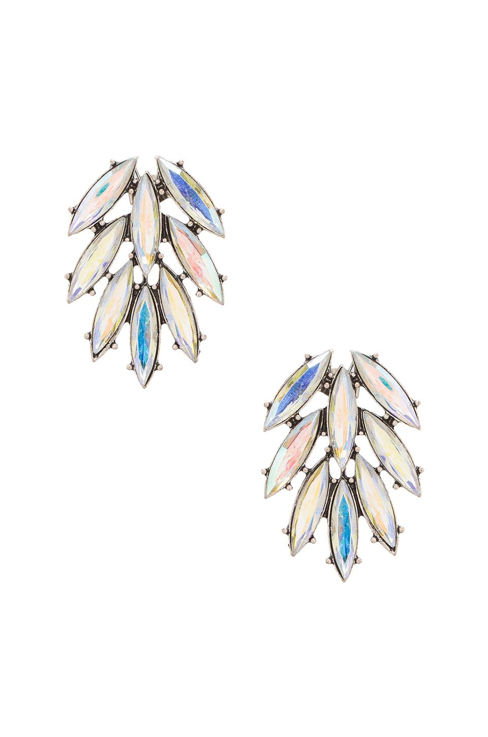 8 Other Reasons Conquer Earrings in Crystal