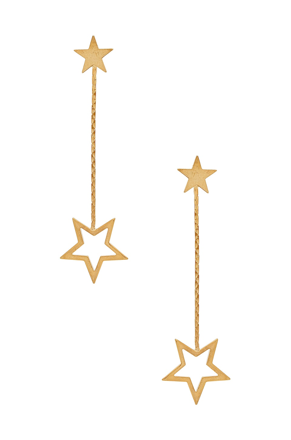 8 Other Reasons Staycation Earring in Gold
