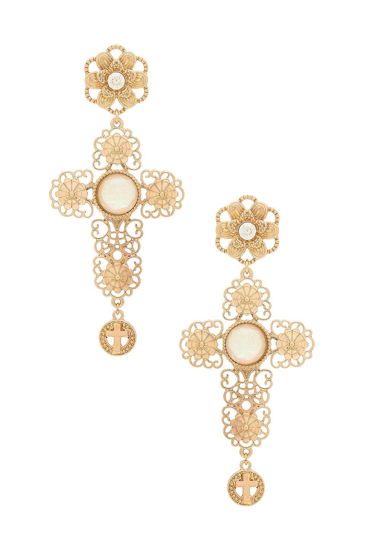 8 Other Reasons Heavenly Earrings in Gold