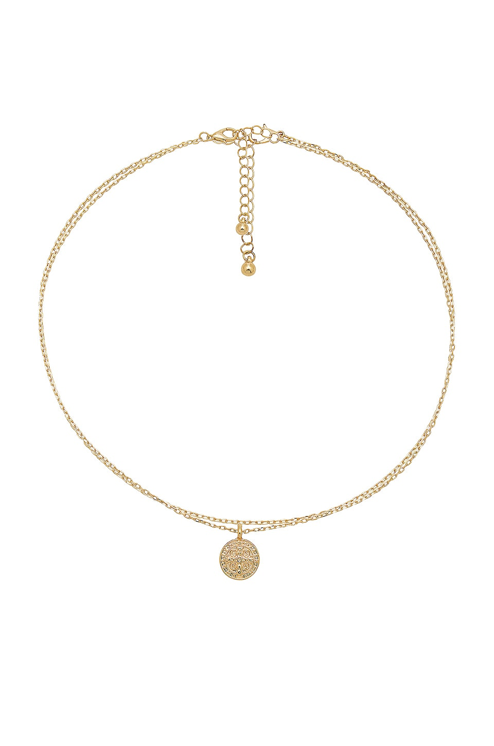 8 Other Reasons Exclusive Necklace in Gold
