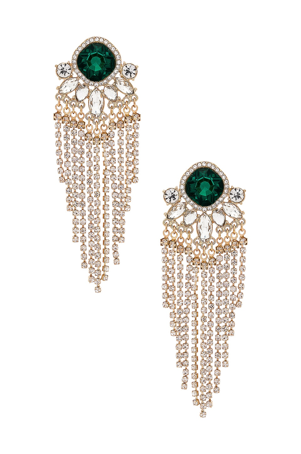 8 Other Reasons Envy Earrings in Gold