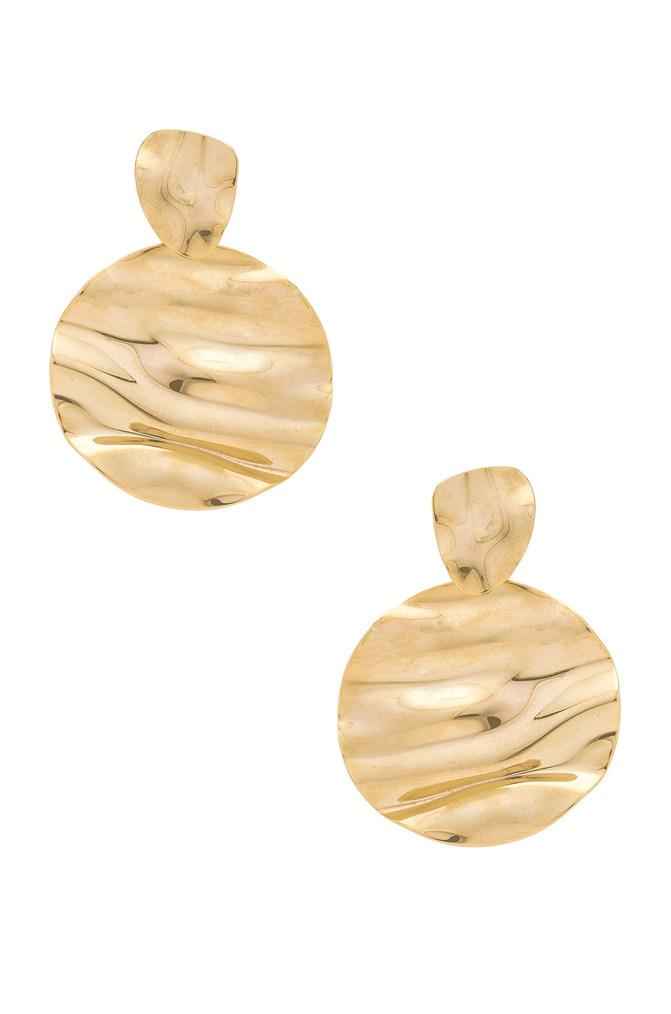 8 Other Reasons Treasure Hoops in Gold