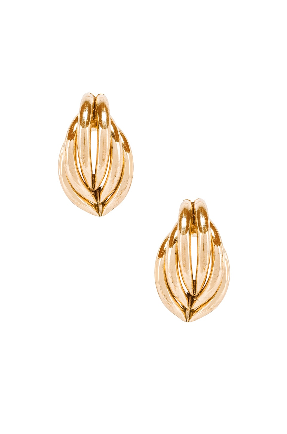 8 OTHER REASONS Jana Studs in Gold