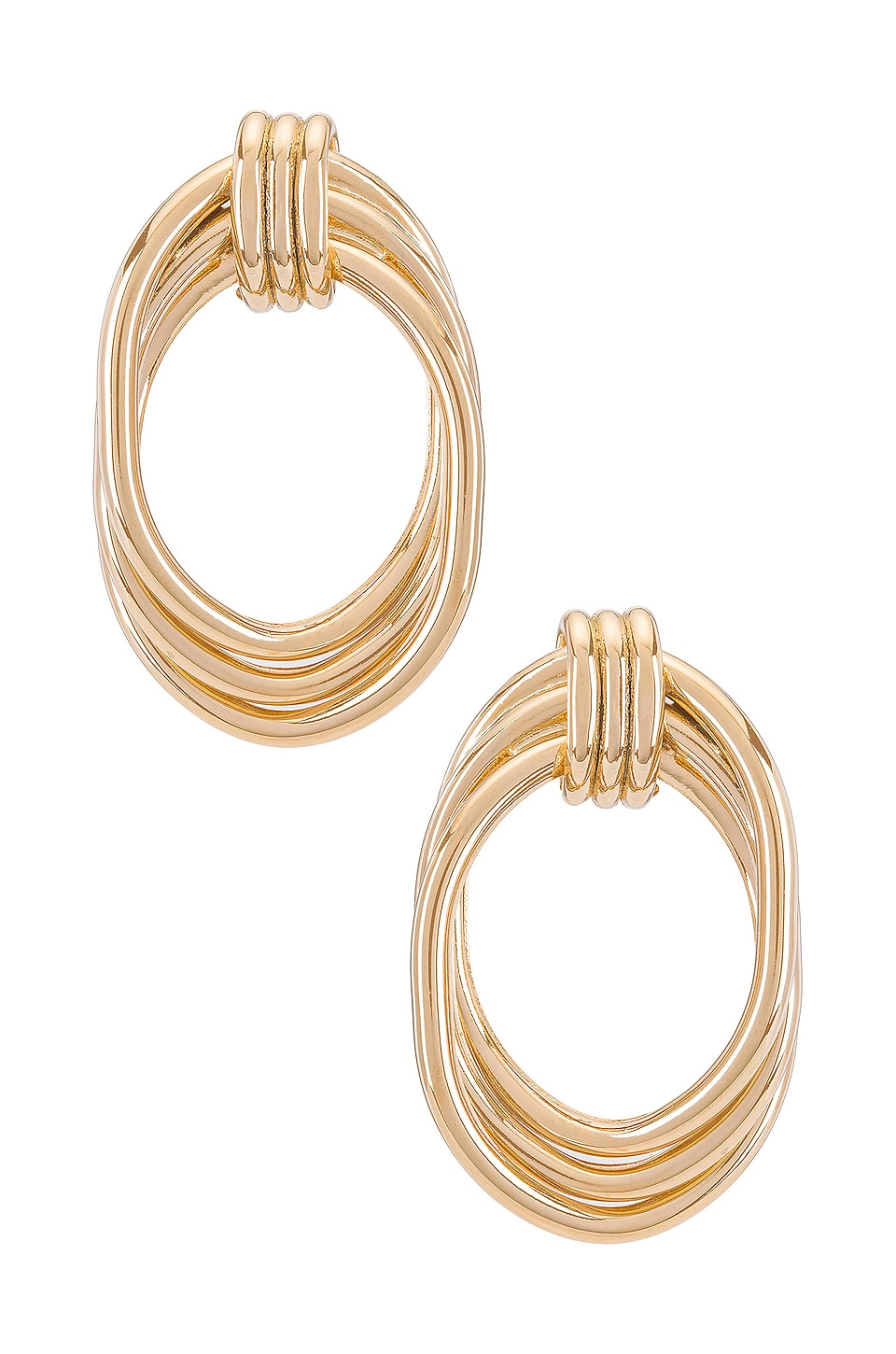 8 Other Reasons Wrapped Hoops in Gold