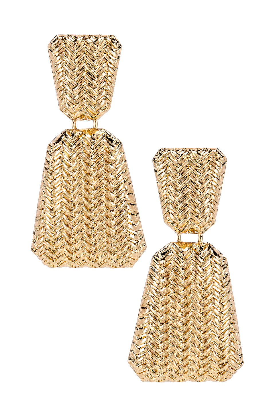 8 Other Reasons Cody Earrings in Gold