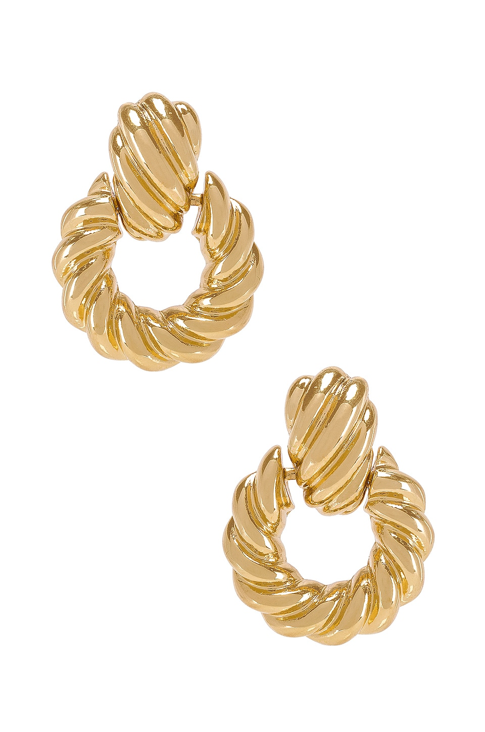 8 Other Reasons Rya Hoops in Gold