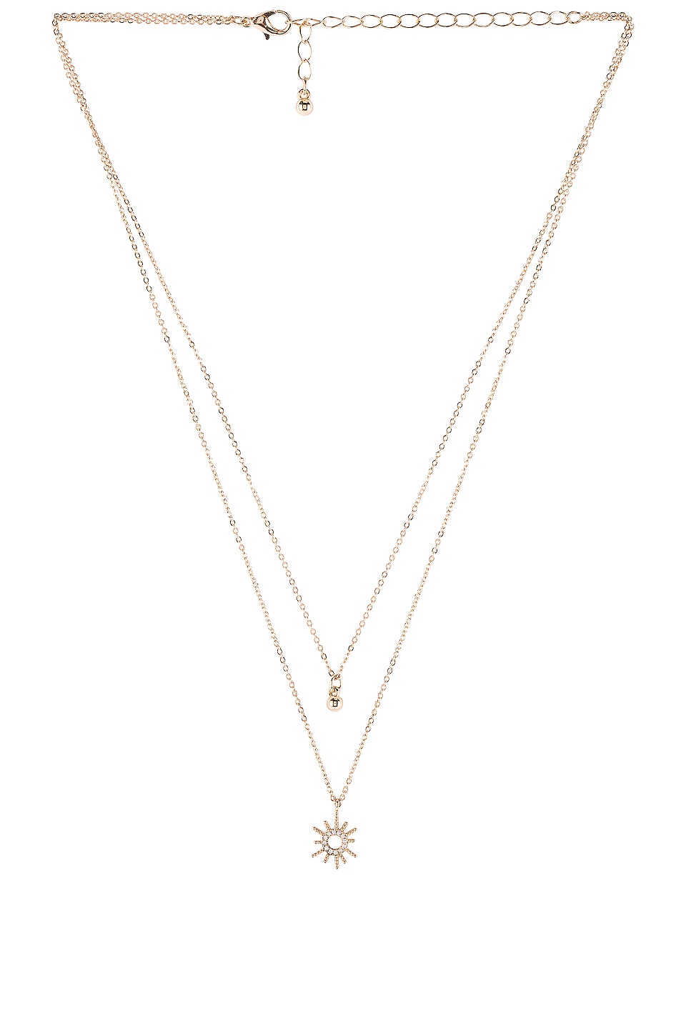 8 Other Reasons Tessa Necklace in Gold