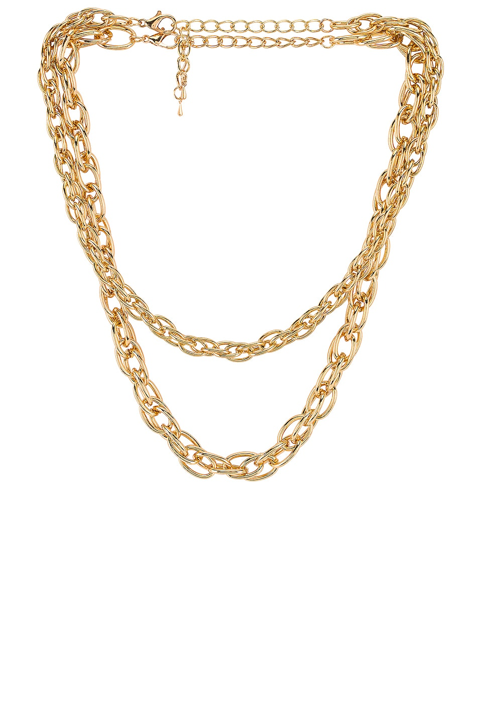 8 Other Reasons Private Island Necklace in Gold