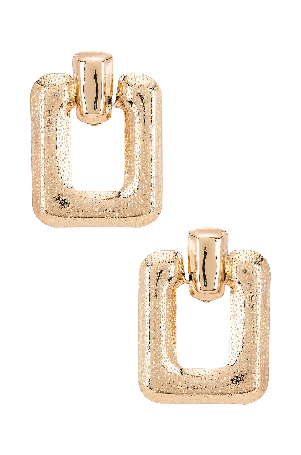 8 Other Reasons Weekend Earrings in Gold