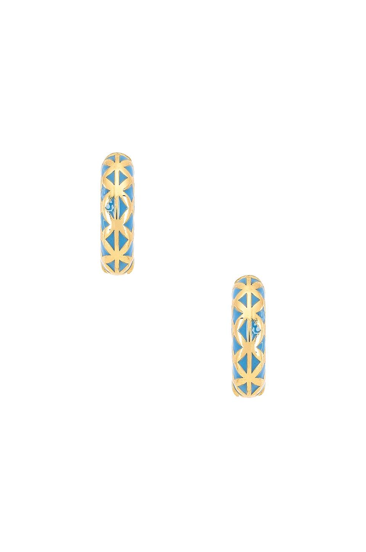 8 Other Reasons Posh Blue Earrings in Blue